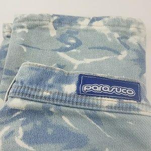 Parasuco Jeans - Parasuco Street Couture Blue Camo Jeans